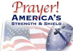 Prayer! America's Strength and Shield