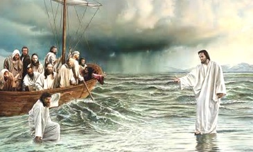 Walking on Water is Walking in the Spirit